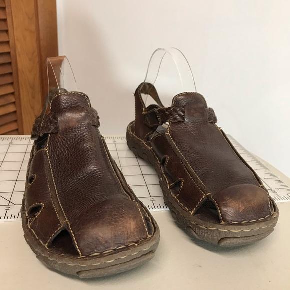 5c2ebf75724a Born Other - Born Men s Fisherman Closed Toe Sandals